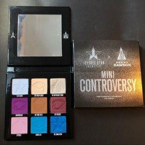 Mini Controversy Palette by Jeffree Star Cosmetics